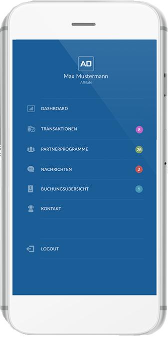 Die Funktionen der ADCELL App