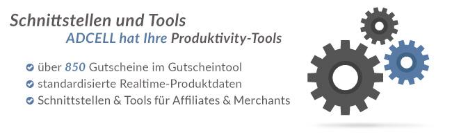 ADCELL - Schnittstellen und Tools