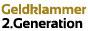 Geldklammern 2.G. Logo