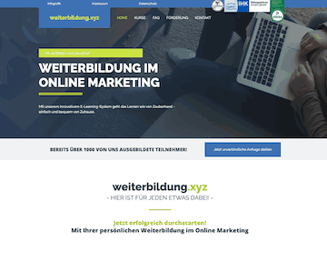 Online Marketing Kurse