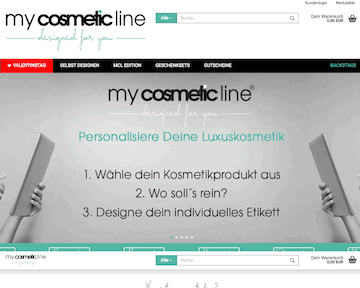 mycosmeticline.de
