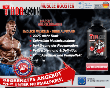 THORAXIN - Muscle Booster