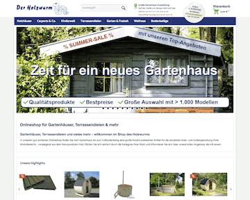 Holzwurm Obersayn De Partnerprogramm Bei Adcell Hier Anmelden