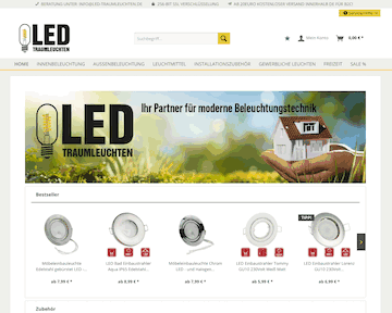 LED Traumleuchten