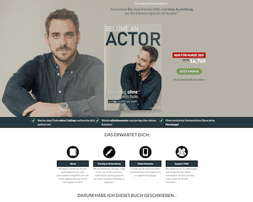 Become An Actor - eBook